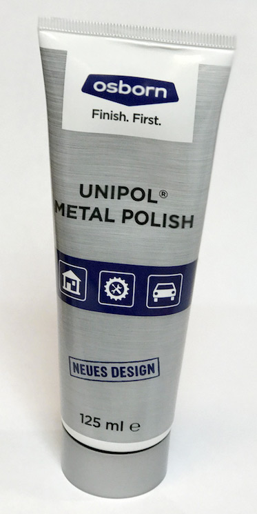 Metallpolitur Unipol, 125 ml