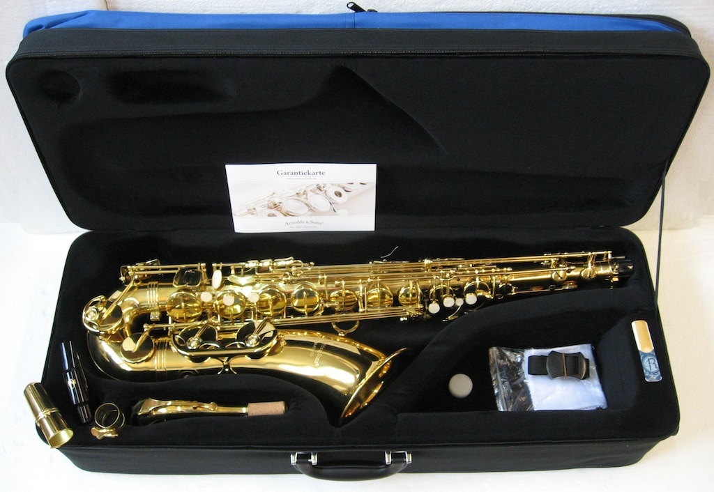 Arnolds & Sons Tenor Saxophon ATS-100