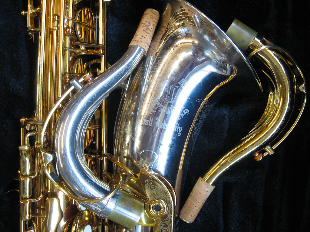Cannonball Tenor Saxophon Modell Big Bell, Global Series