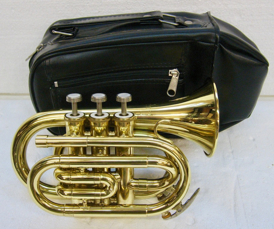 Jupiter B-Pocket Trumpet