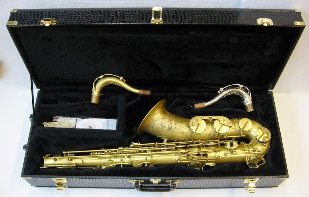 Cannonball Tenor Saxophon Modell Big Bell, Stone Series