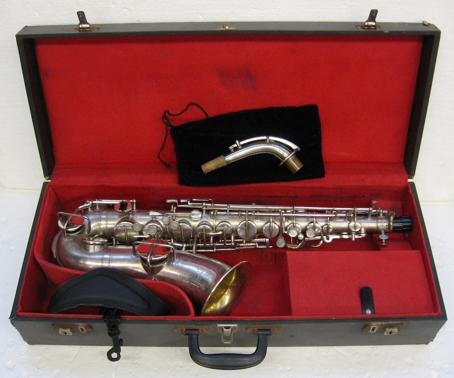 The Martin Alto Saxophone