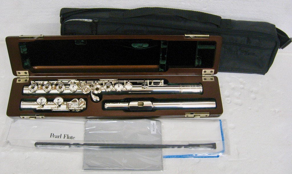 Pearl Querflöte Modell Cantabile CD925RE, Vollsilber