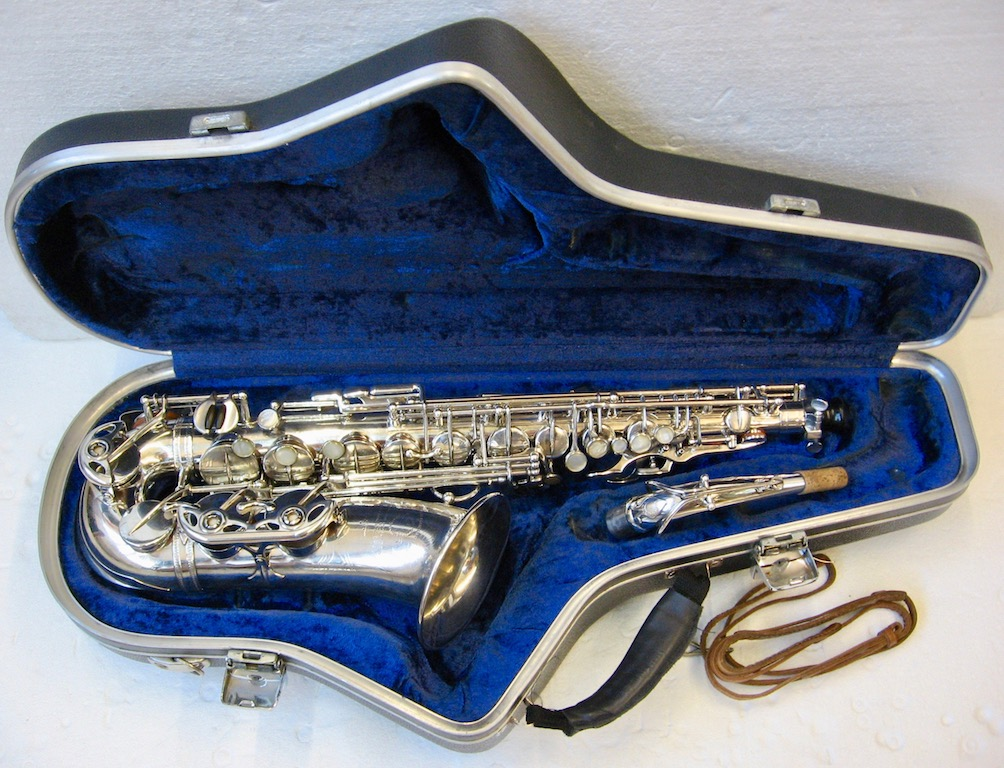 Selmer Alt Saxophon Balanced Action 1941