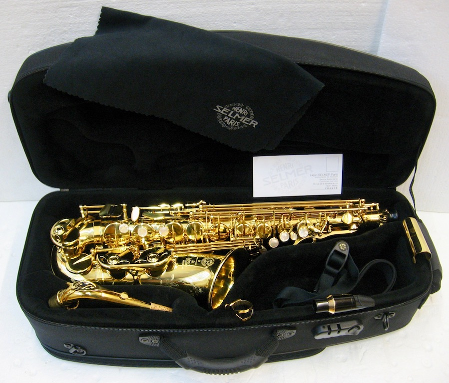Selmer Alt Saxophon Super Action 80 Serie II, Jubile Bj. 2011