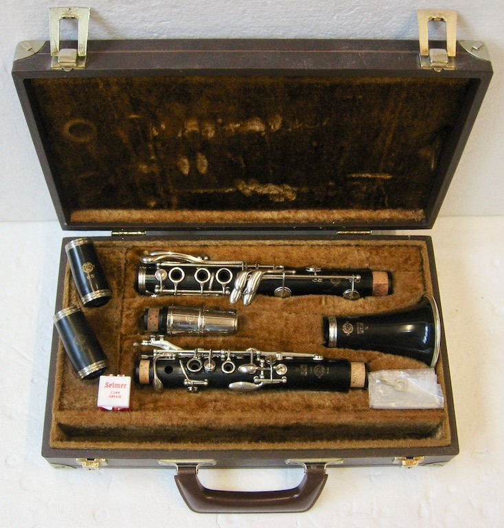 Selmer Bb-Clarinet Series 10S Bj.: 1981