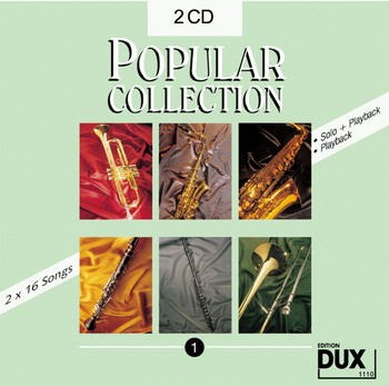 Popular Collection Band 1 Doppel-CD