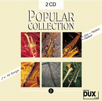 Popular Collection Band 2 Doppel-CD