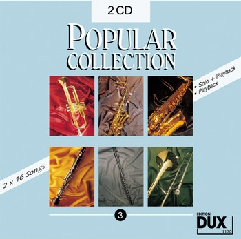 Popular Collection Band 3 Doppel-CD
