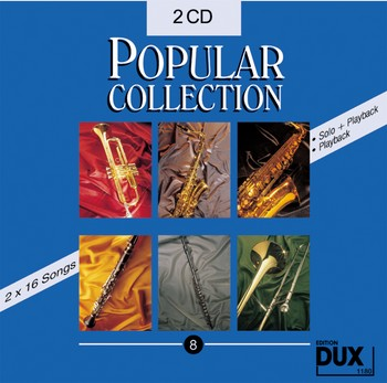 Popular Collection Band 8 Doppel-CD