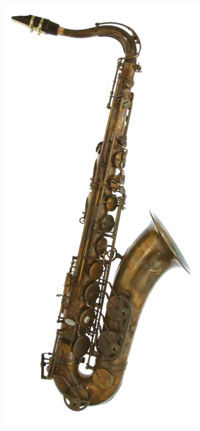 Expression Tenor Saxophon Modell X-OLD
