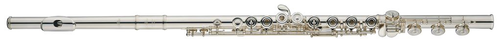 Altus Flute Model AS-807 silver palted