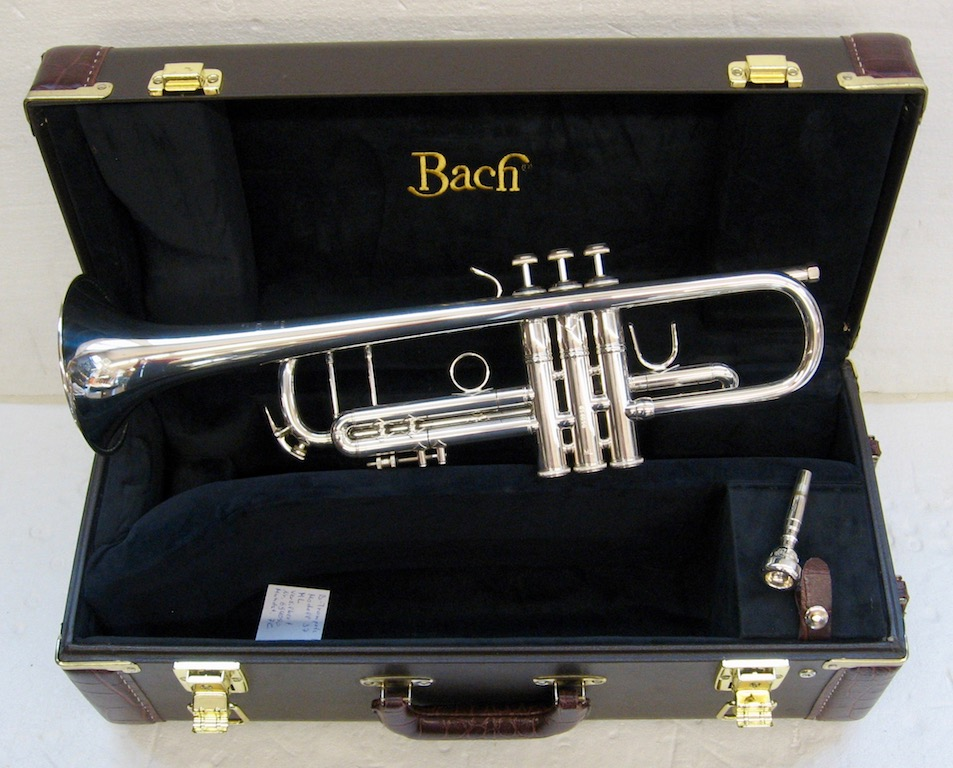 Bach Bb-Trumpet Model 37 ML