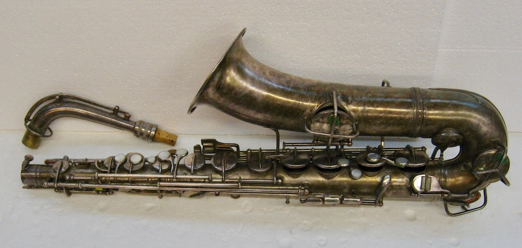 Conn C-Melody Saxophon Modell New Wonder I Bj.: 1922