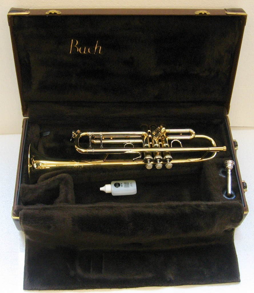 Bach Bb-Trompete Modell 43 ML-Bohrung