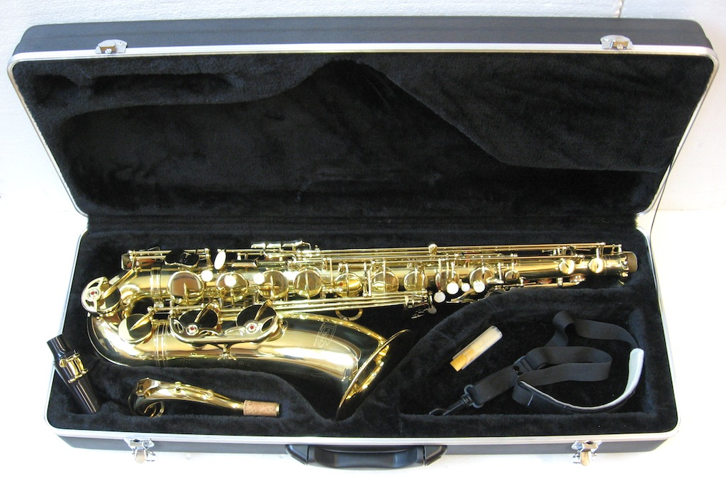 Classic Cantabile Brass Tenor Saxophon