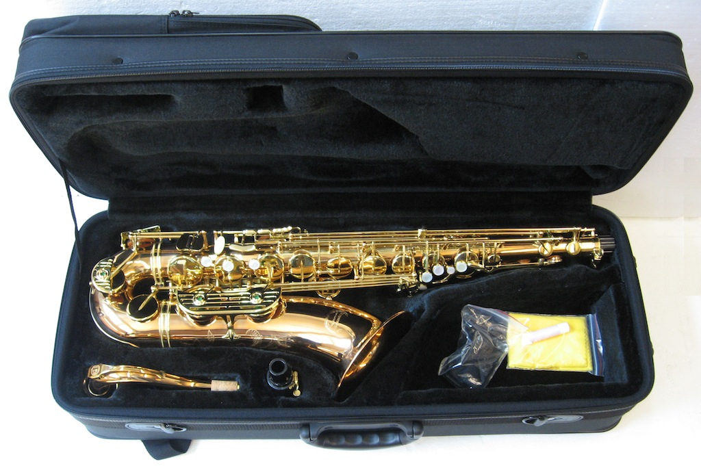 Expression Tenor Saxophon Modell T-426 GBL