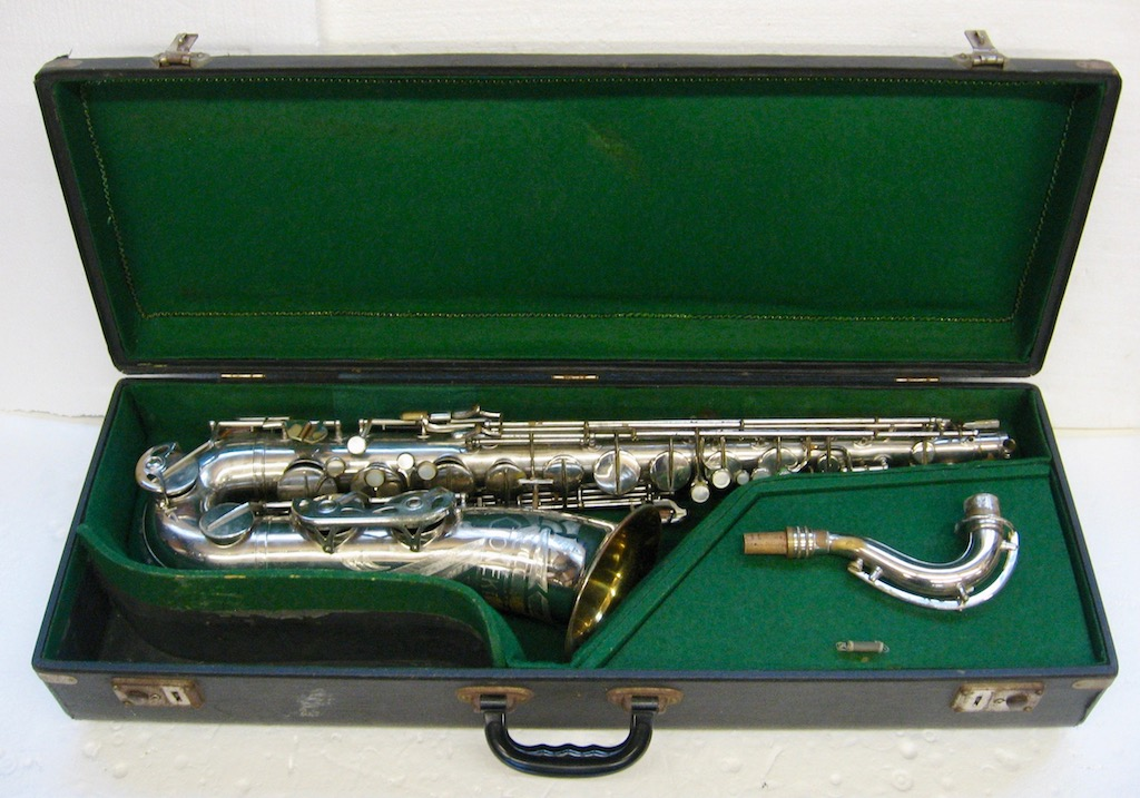 Julius Keilwerth Tenor Saxophon Toneking