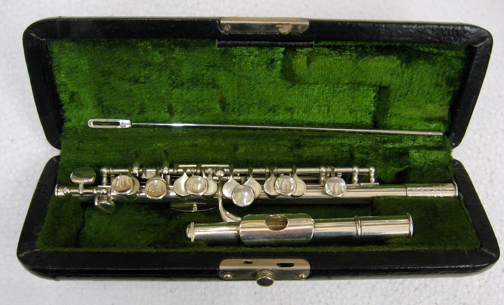 August Richard Hammig Piccolo Modell 40114/3