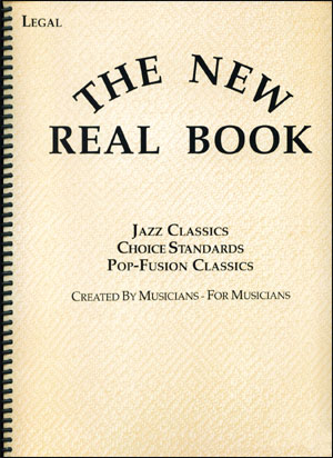 The new Real Book C Version
