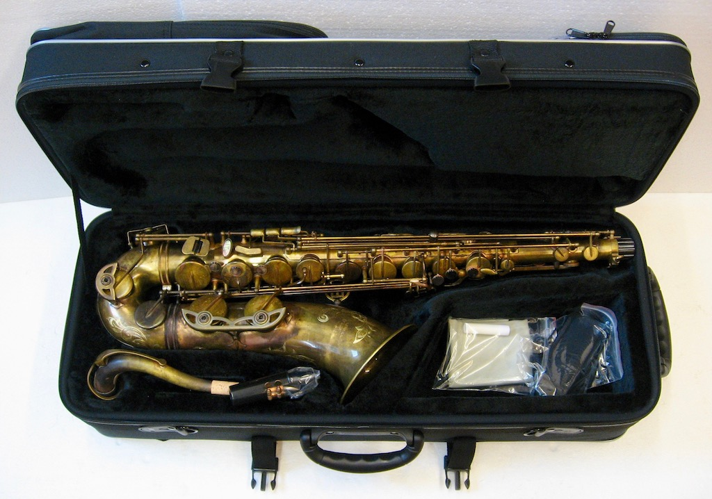 Expression Tenor Saxophon Modell XP-2 Master