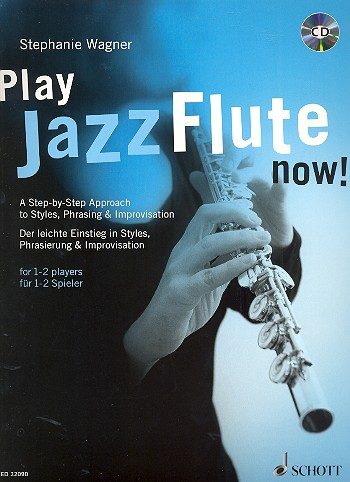 Play Jazz Flute now inkl. CD