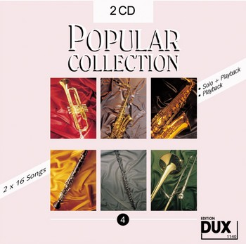 Popular Collection Band 4 Doppel-CD