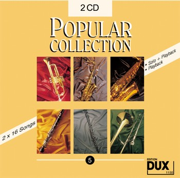 Popular Collection Band 5 Doppel-CD