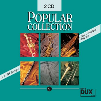 Popular Collection Band 9 Doppel-CD