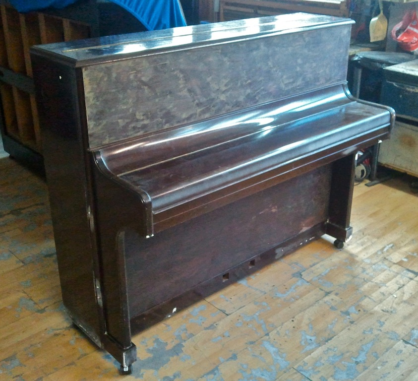 Piano or Grand Piano repair, overhaul, Polish