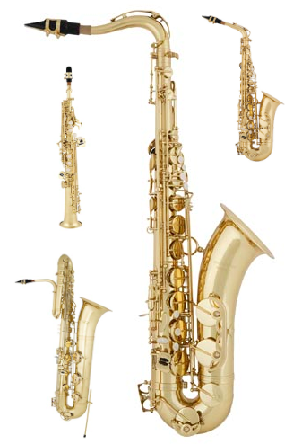 Arnolds & Sons Saxophone