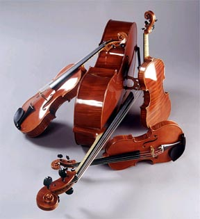 Violins and Violas