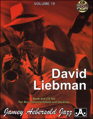 Volume 19 David Liebman