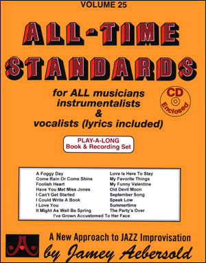 Volume 25 All-Time Standards