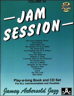 Volume 34 Jam Session