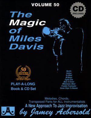 Volume 50 The Magic of Miles Davis